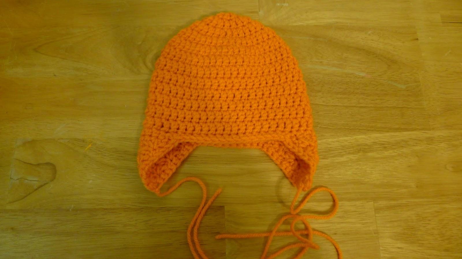 mnopxs2 the blog: Crochet Clownfish Hat