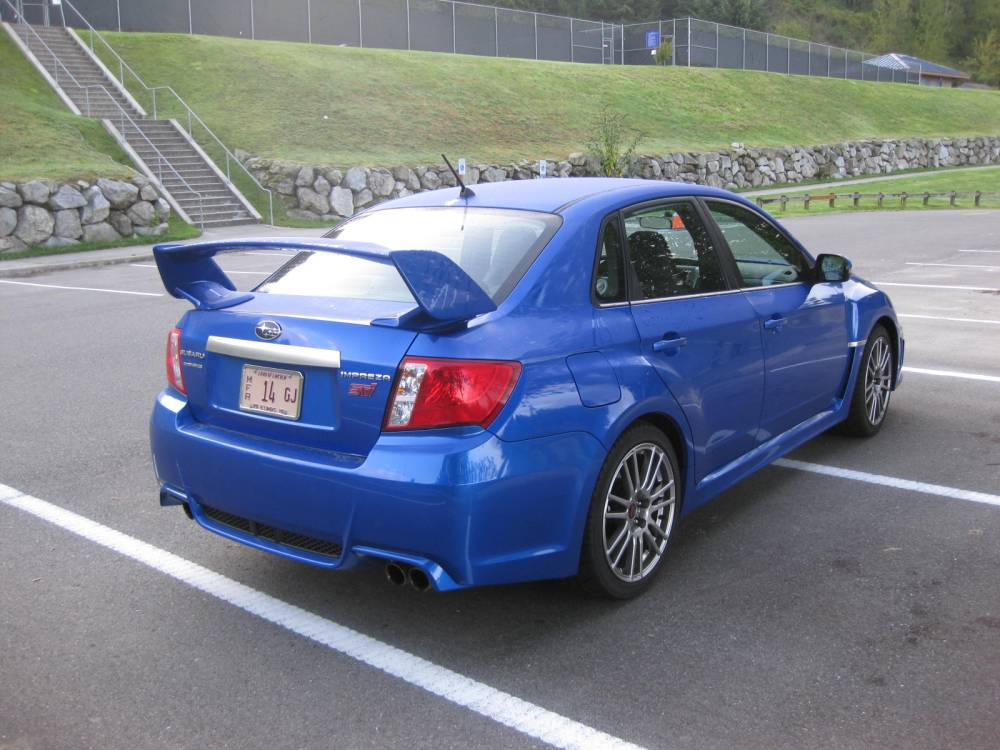 2011 subaru impreza wrx sti review. Black Bedroom Furniture Sets. Home Design Ideas