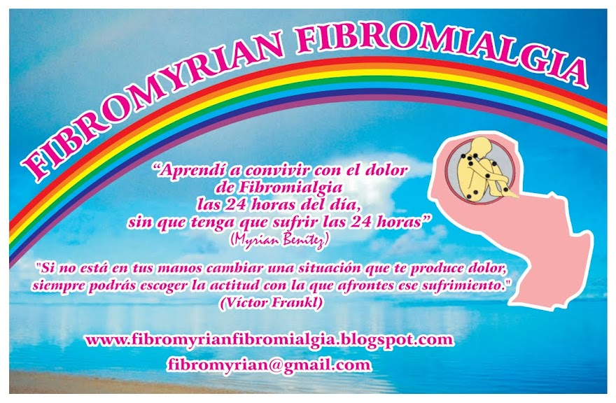 FIBROMYRIAN FIBROMIALGIA