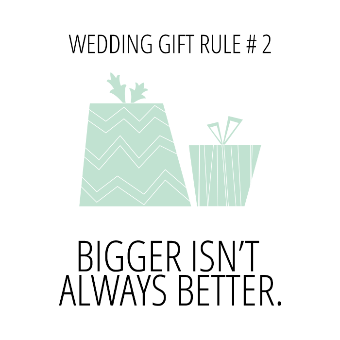 Wedding Gift Rules : Aisle Always BLOG: Wedding Gift Rules!
