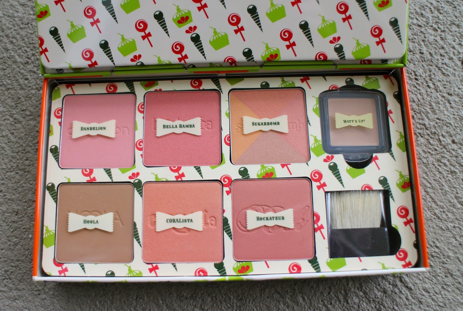 Benefit Box 'O Blushes