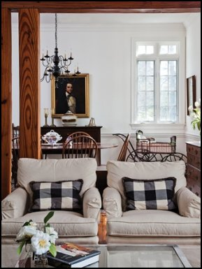 Country Farmhouse Style Decorating Ideas Colonial Country Farmhouse