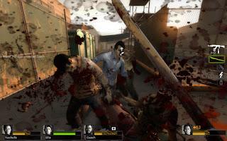 Left 4 Dead 2 Combat screen shot cap