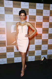 Deepika Padukone wallpapers Harper's Bazaar Fifth Anniversary Cover