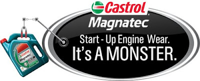 Castrol Magnatec 'Start-Up Engine Wear - It's A Monster' Contest