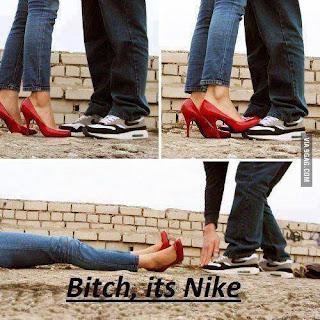 Pacar VS Sepatu