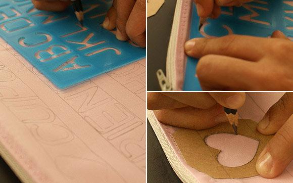 como personalizar enfeitar customizar almofadas e travesseiros teen