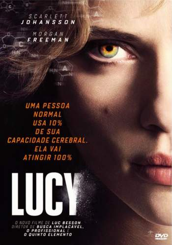Lucy 2014 Torrent – BluRay 4K Dual Áudio