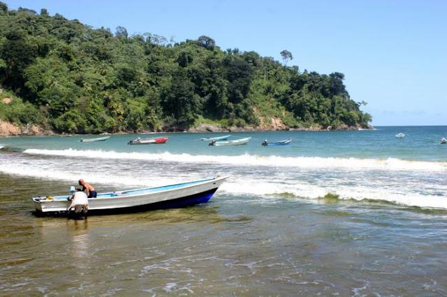 Beach Houses In Los Iros Trinidad