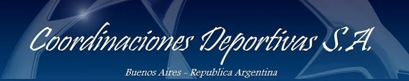 Coordinaciones Deportivas S.A.
