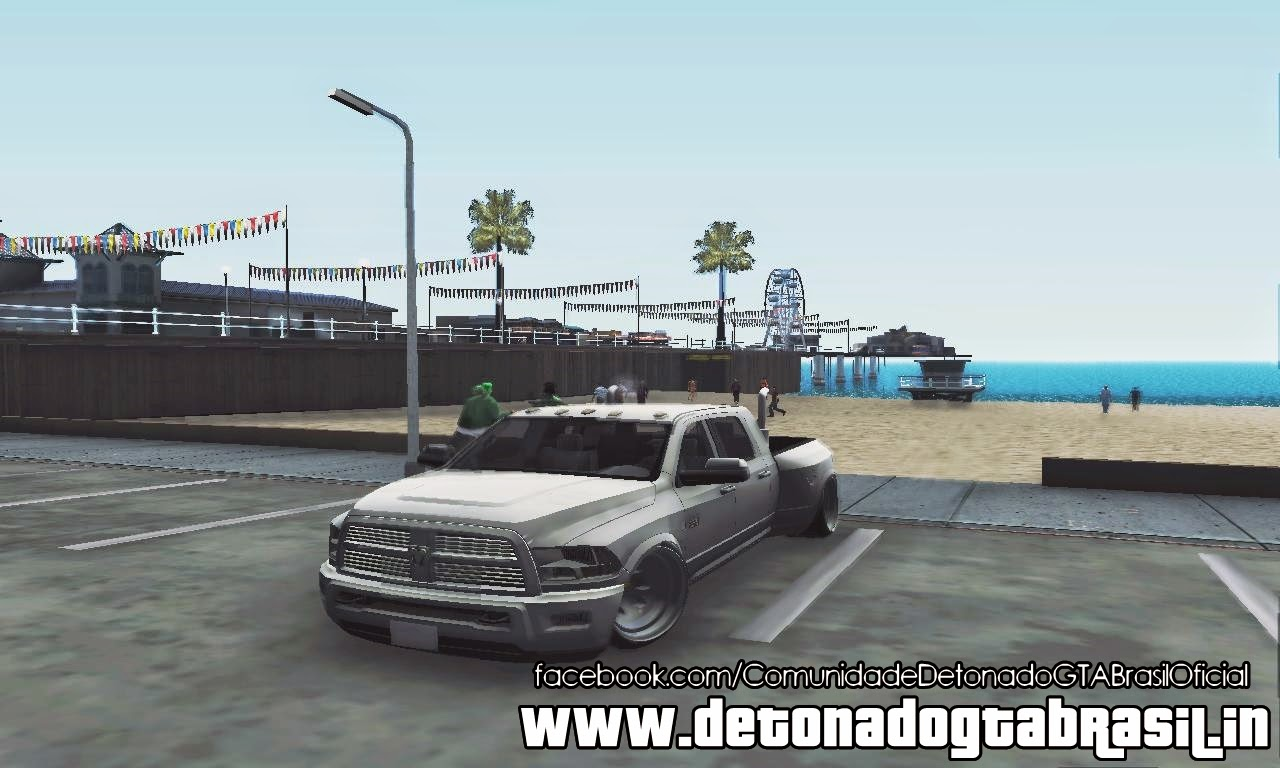 GTA SA - Dodge Ram 300 Lindomaar3D