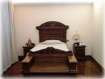 Schoenstatt aveiro papa francisco tem uma imagem da m e peregrina no seu quarto - Camera da letto del papa ...