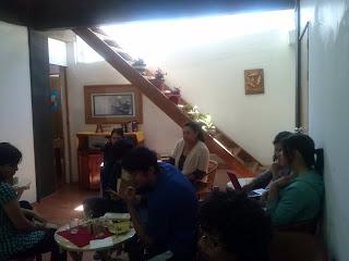 Centro Freinet Prometeo, café literario