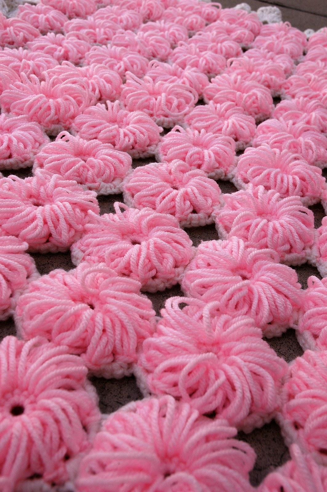 Vintage Crochet Patterns Baby Blankets : julies blog: Vintage Crochet Baby Blanket