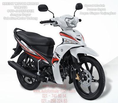 Yamaha Vega Force Putih