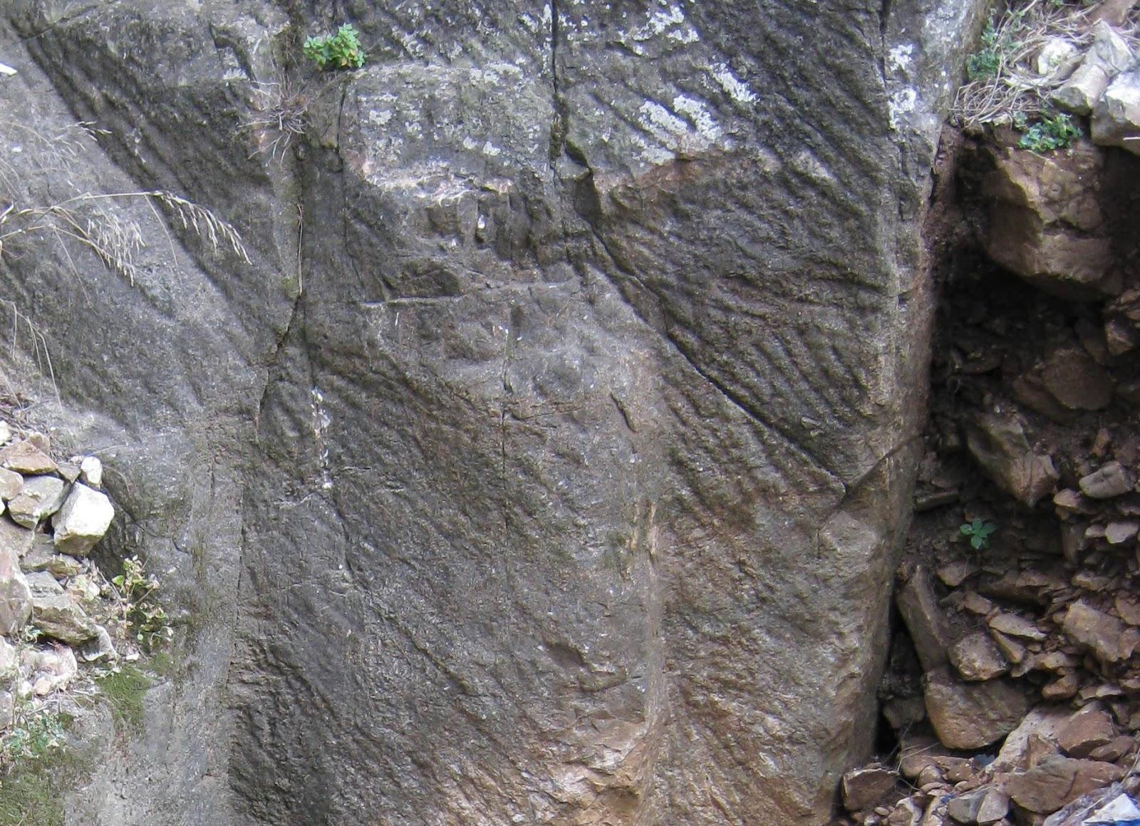 Gümüşlük Bozdağ Quarry Tool Marks