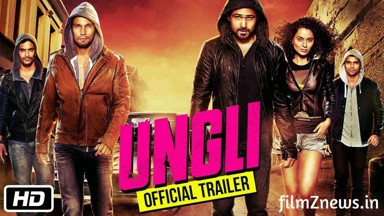 Ungli (2014) Official Trailer - Emraan Hashmi, Kangana Ranaut, Randeep Hooda, Sanjay Dutt