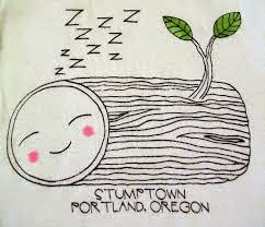 Sleep like a log idiom