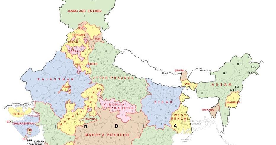linguistic reorganization of states and the Linguistic reorganization of indian states after independence read this article to learn about the linguistic reorganization of indian states after.