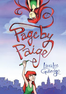 Page by Paige Laura Lee Gulledge