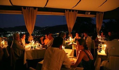 Travelista73 Magical Dining At Il Gatto Nero On Lake Como