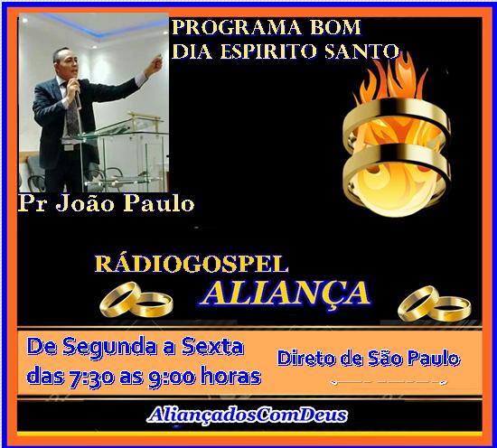 Pr JOÃO PAULO