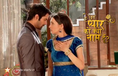 Iss Pyaar Ko Kya Naam Doon 16 October 2012 Episode 364 Watch Online