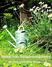 ZONKARTA FÖR TRÄDGÅRDSBLOGGAR