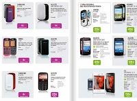 Precios móviles de tarjeta - Enero 2014