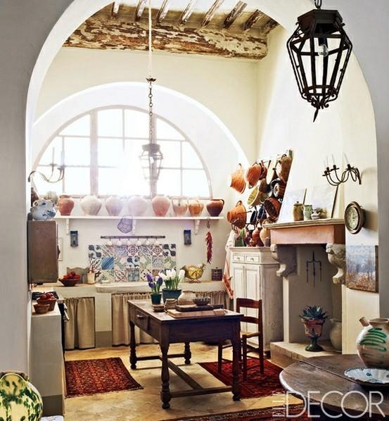 Decoracao Sala Hippie Chic ~  cozinha ideias para decoracao da cozinha # decoracao de cozinha hippie