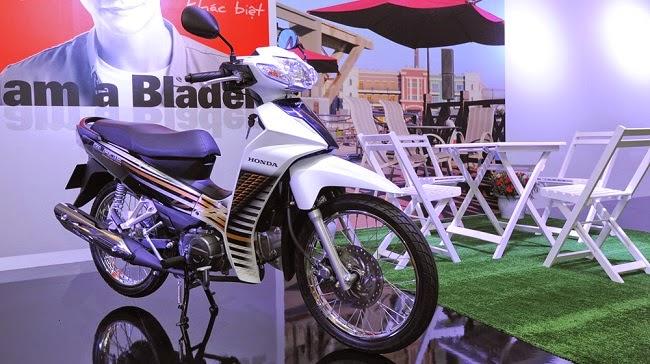 Honda Blade 110 2014