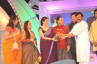 Rani, Sridevi and other celbs at TV9 Films Awards