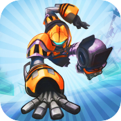 Hack cheat Robot Race iOS No Jailbreak Required FREE