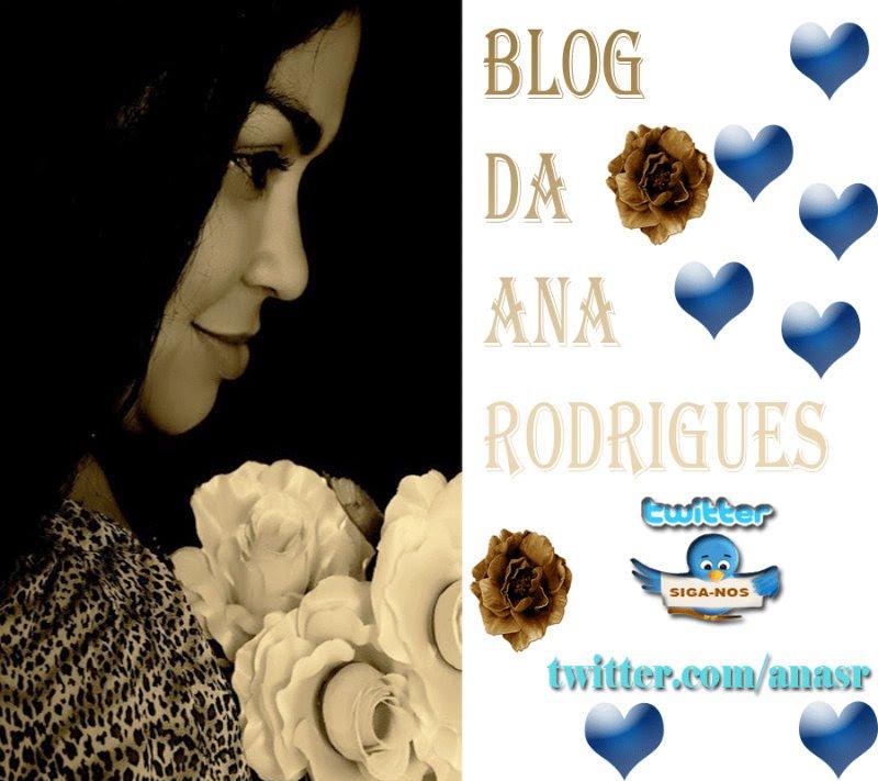 Ana Rodrigues  ◕‿◕✿
