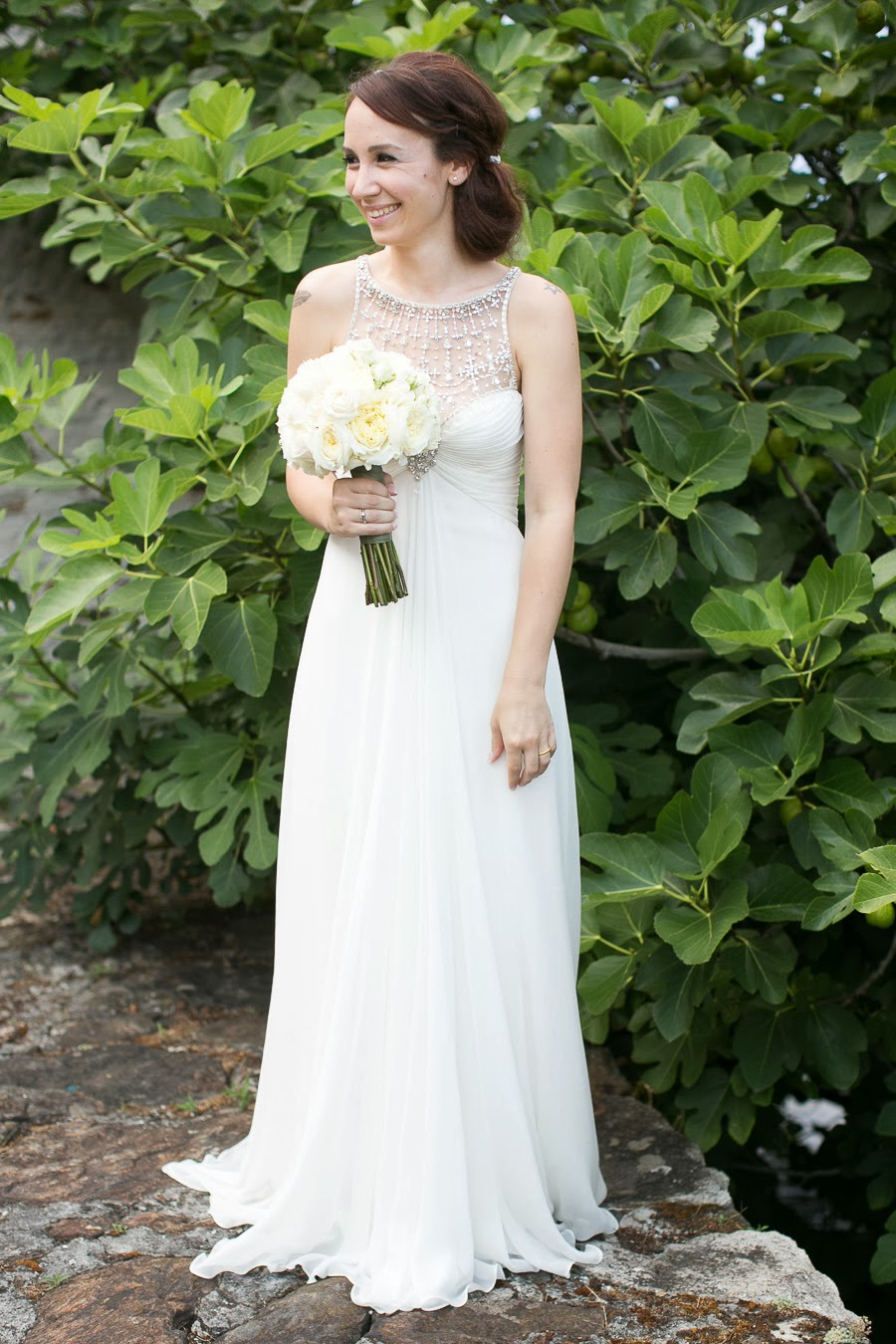 Wedding Event Dress That Women Love Real Wedding Bride Beach Bridal Gown Option