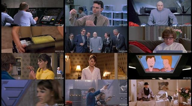 Austin Powers 1 2 Y 3 DVDRip Latino Descargar 1 Link