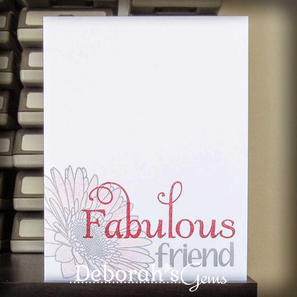 Fabulous Friend Sq - photo by Deborah Frings - Deborah's Gem