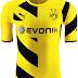 Puma divulga novas camisas do Borussia Dortmund