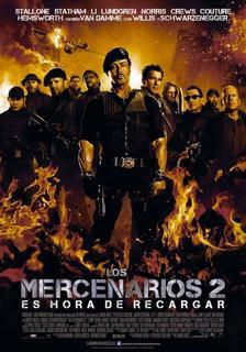 Los Mercenarios 2 – DVDRIP LATINO