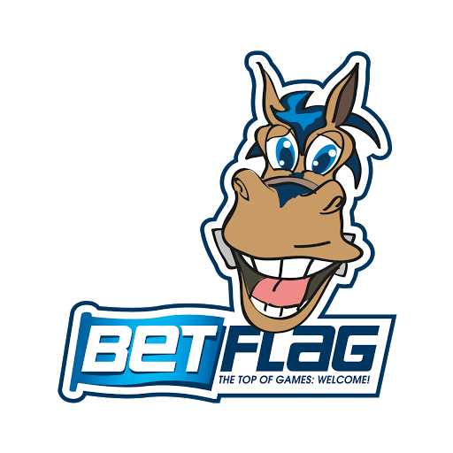 Betflag, the top of games logo