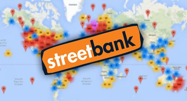 """تعرف على موقع """"ستريت بنك"""" وفكرته الخلاقة التي تستحق الانتشار!"""