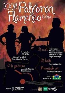 Estepa - Polvorón Flamenco 2014