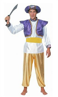Arabian Genie Costume for men