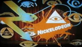 Çizgi filmlerde illuminati