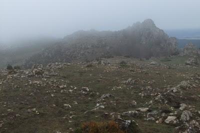 La niebla limita las vistas