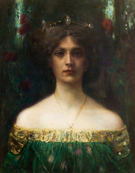 Eduard Veith portrait