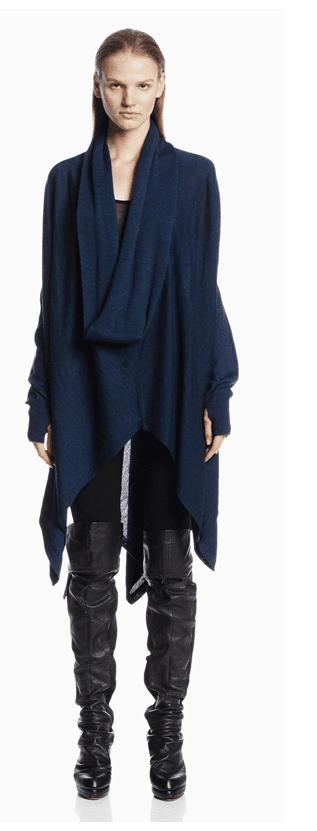 Serius Sweater Atlantic Blue
