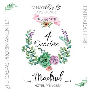 Mi Boda Rocks Experience 4 de octubre 2015 - showroom nupcial - blog de bodas