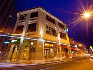Hotel 3 Bintang di Penang - Syok at Chulia Hostel