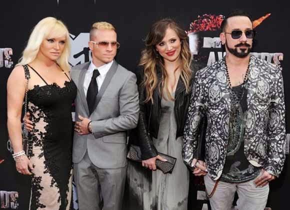 cortes de pelo 2014 y peinados MTV Awards